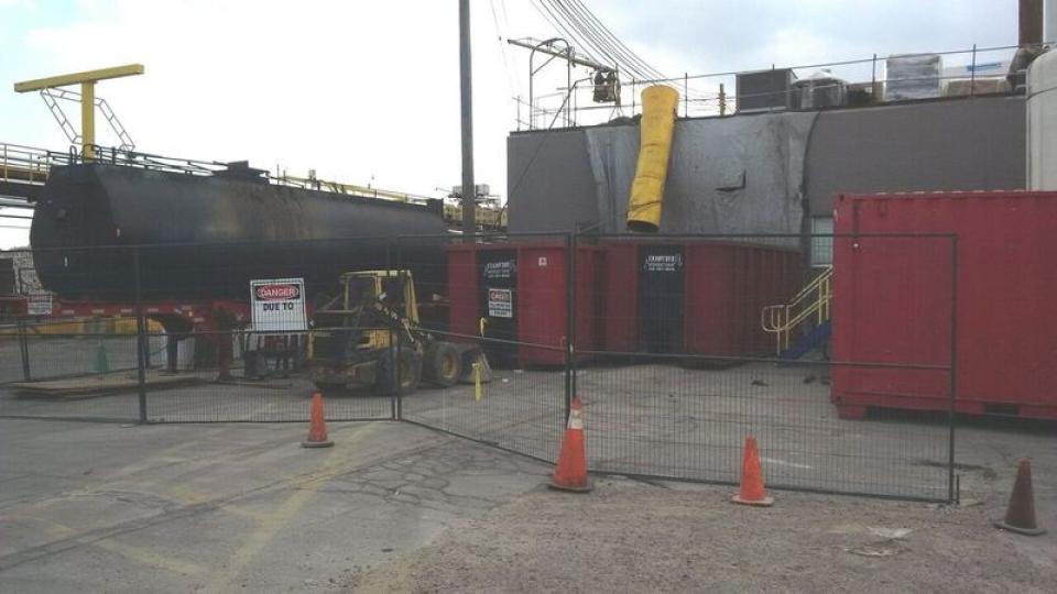 Large Multi National Food Processing Facility Toronto